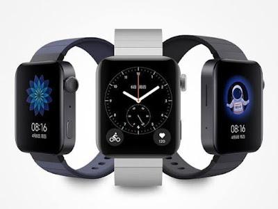 Xiaomi الذكية Mi watch