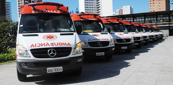 Mauriti e Missão Velha estão entre os municípios que serão beneficiados com ambulâncias e veículos