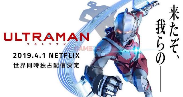 Anime Ultraman Mendapatkan PV Terbarunya!!