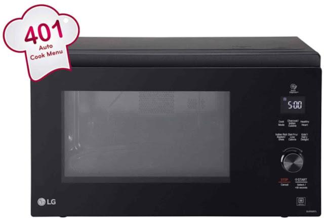 LG MJEN326TL 32L - best microwave oven