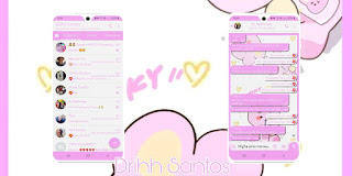 Teddy Bear Cute Theme For YOWhatsApp & Fouad WhatsApp By Driih Santos