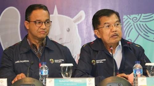 Peluang JK-Anies Menang Pilpres 2024, Pengamat: Sulit, karena Mitos Presiden RI Harus Suku Jawa