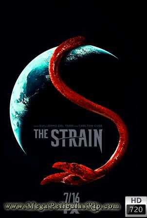The Strain Temporada 4 [720p] [Latino-Ingles] [MEGA]