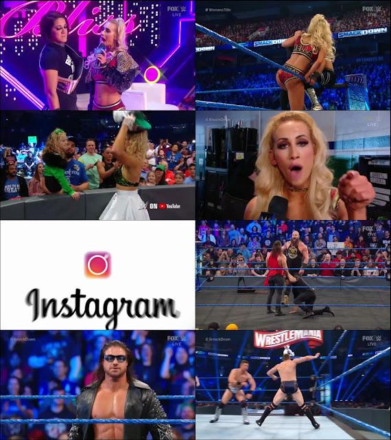 WWE Friday Night Smackdown 14th February 2020 720p HDTV