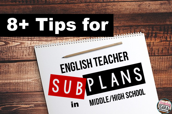 Preparing for a substitute teacher and taking time off of work are stressful ordeals for many teachers. This blog post is dedicated to sharing several tips to help teachers easily plan for a sub and make missed days easier on both the sub and the students. Be sure to comment on which tip is your favorite after you read!
