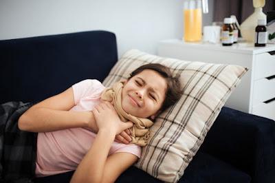 Tips Mudah Menjaga Tenggorokan Tetap Sehat