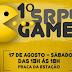 1º SRP4 Games acontece no próximo dia 17, sábado, na Praça da Estação