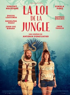 La ley de la jungla   Struggle for Life  2016