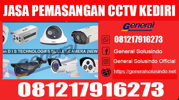 Jasa Pemasangan CCTV Pagu Kediri Murah