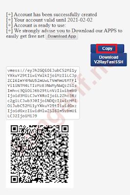 klik copy