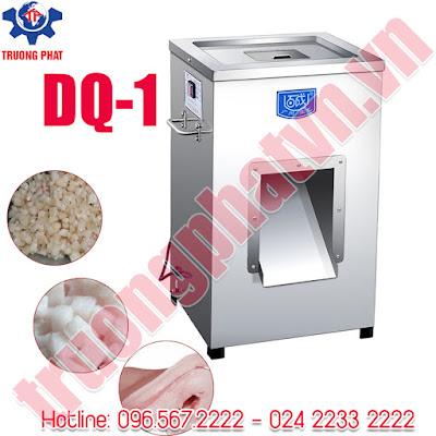 Máy thái thịt sống dq-1 giá rẻ