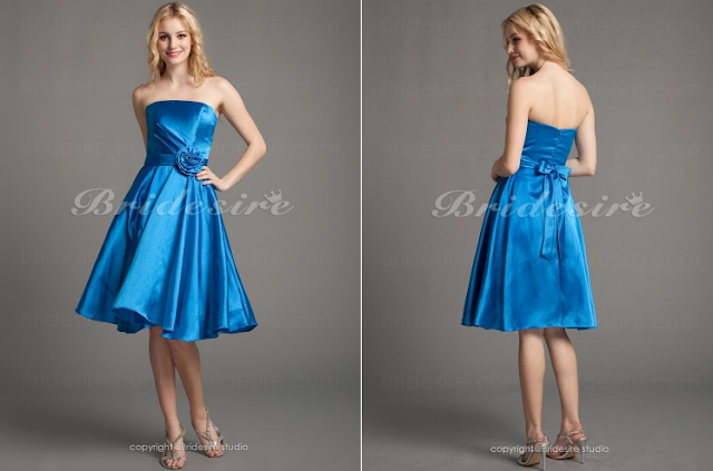 blue homecoming dress online