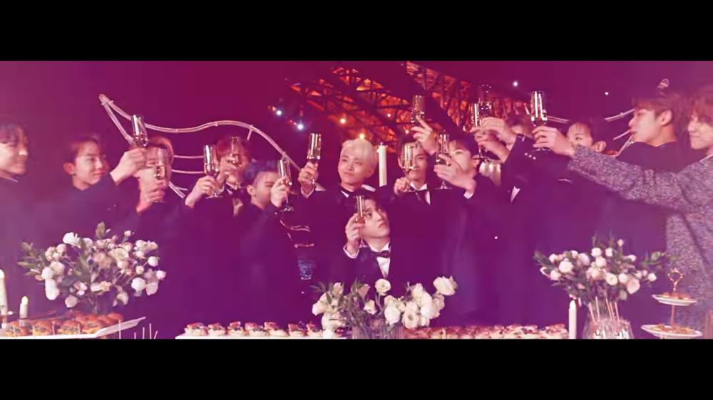SEVENTEEN Release Special Video of 'HOME; RUN'