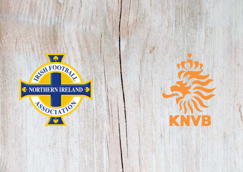 Northern Ireland vs Netherlands -Highlights 16 November 2019