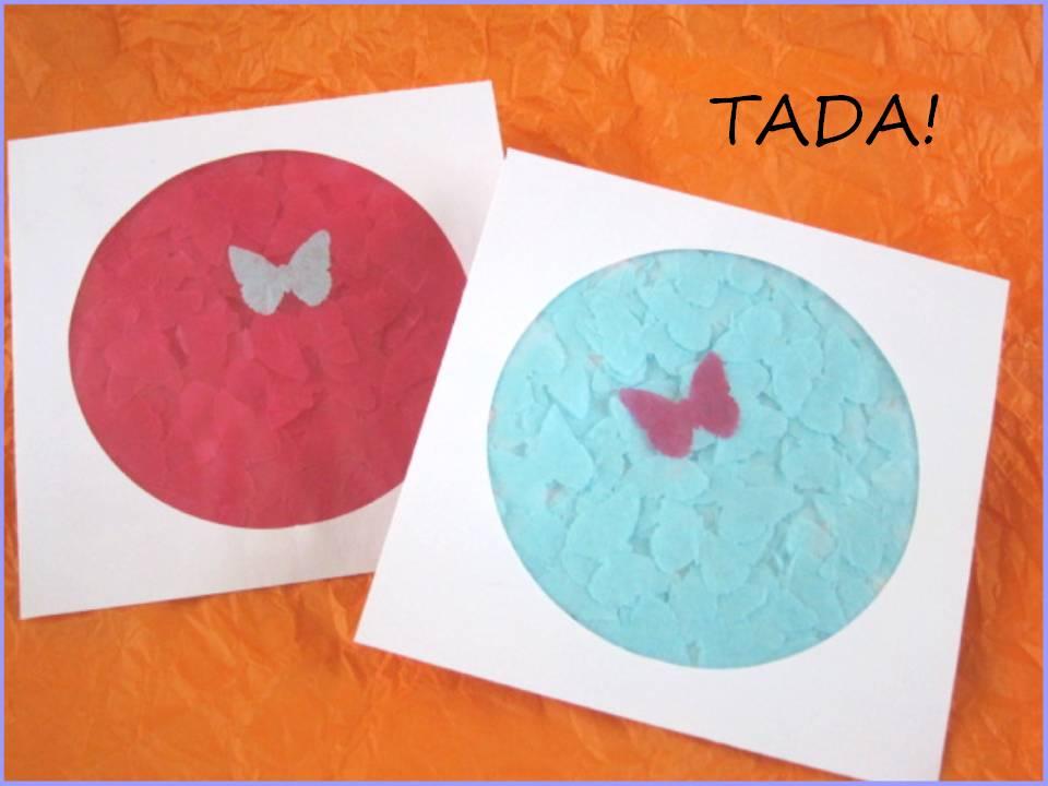 You Deserve A Tada: Blah To TADA!: January 2012