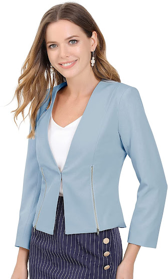 Cool Cropped Blazers Jackets For Women