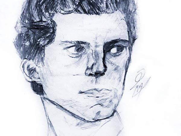I Learn How To Draw Like Raphael, Italian Painter
