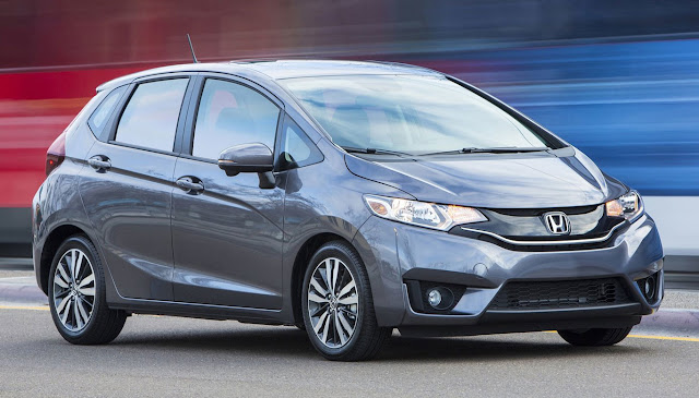 Honda Fit Jazz Usa