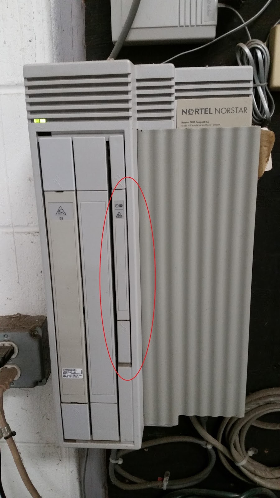 nortel phone system wiring [ 900 x 1600 Pixel ]