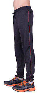 DFH Men's Regular Fit Track Pant