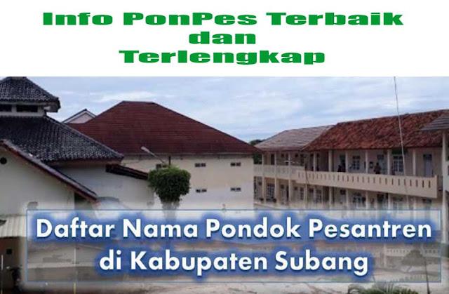 Pesantren di Subang
