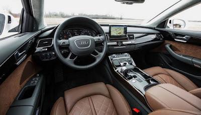 2020 Audi S8 Review, Specs, Price