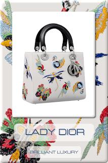 ♦Dior Lady Dior Bag Collection 2016 #bags #dior #ladydior #brilliantluxury