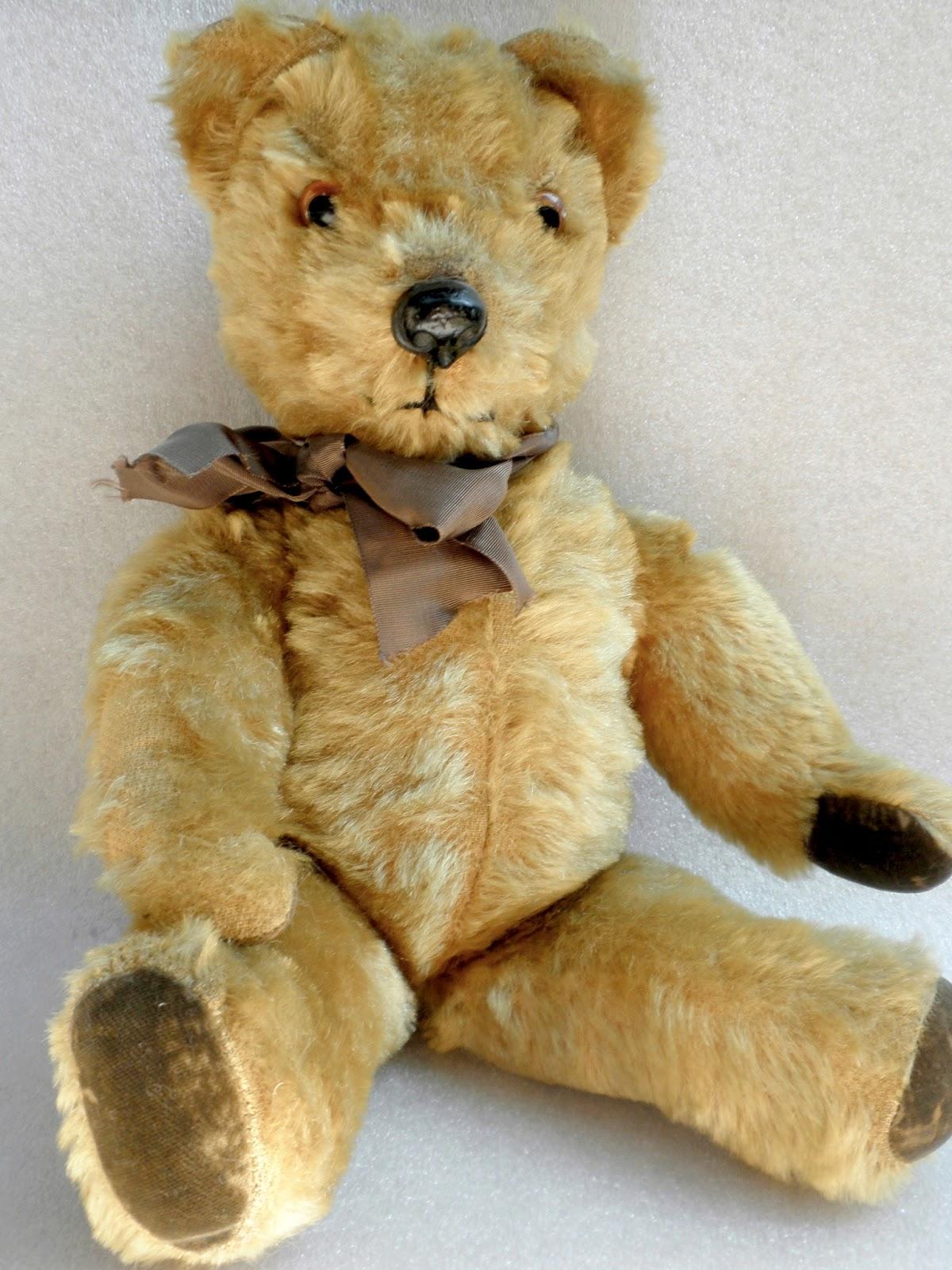 Glossary Of Teddy Bear Terms