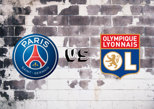 PSG vs Olympique Lyonnais  Resumen & Partido Completo