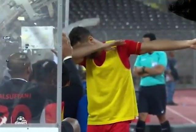 Comemoração de gol igual a Pogba pode acabar com jogador preso