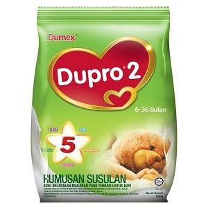 dumex dupro 2 baby formula milk