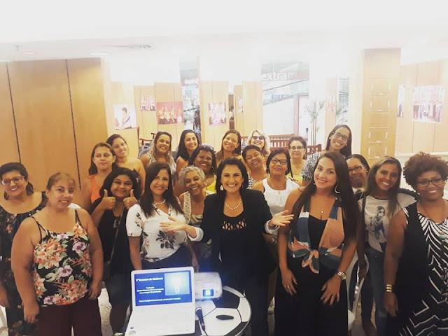 São Gonçalo Shopping promove a 4ª edição do evento Renovadas pela Mente