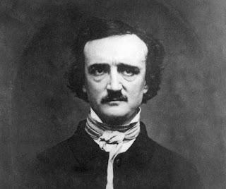 Fotografia do escritor Edgar Allan Poe.