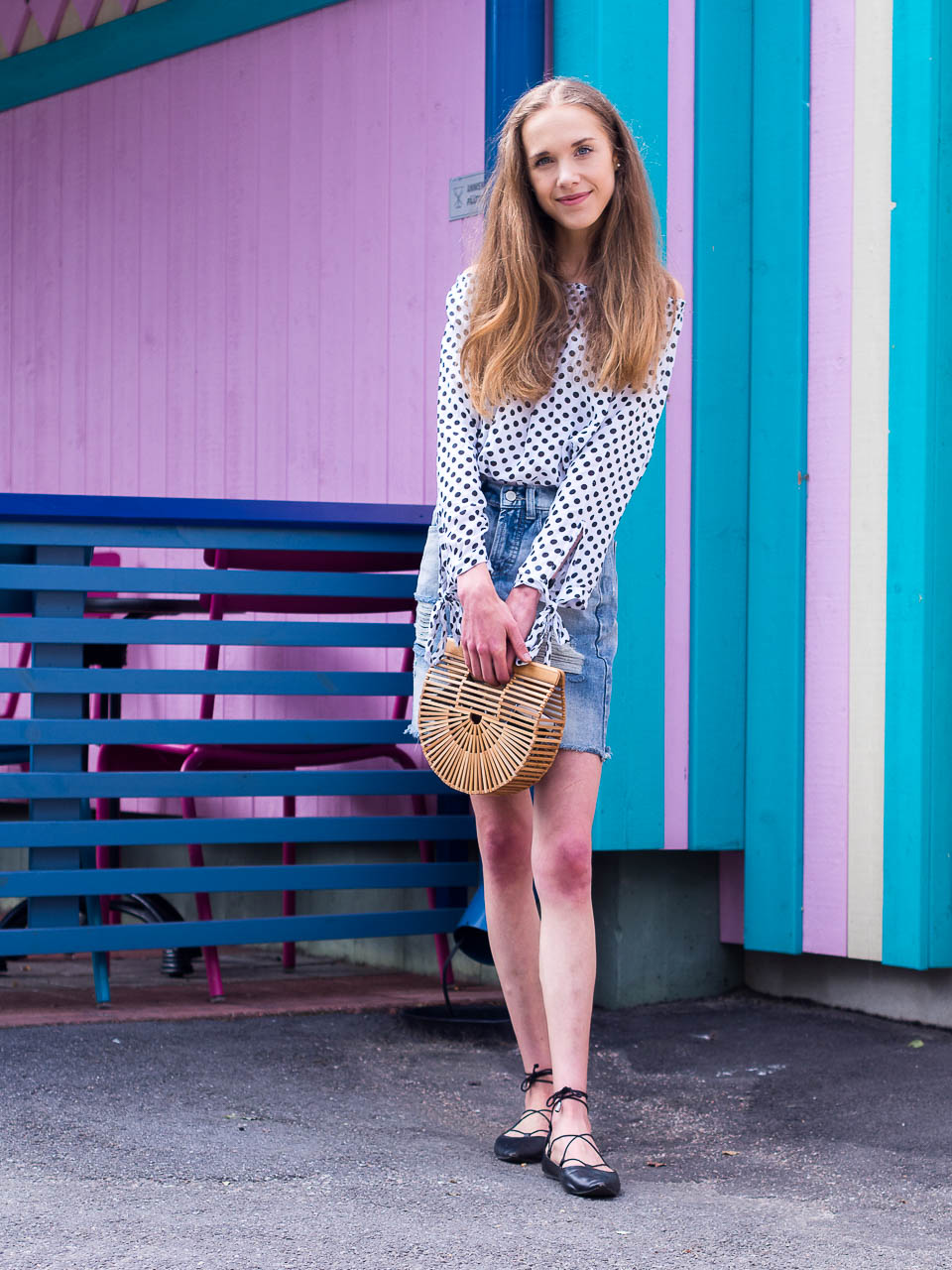 polka-dot-top-outift-inspiration-fashion-blogger-cult-gaia