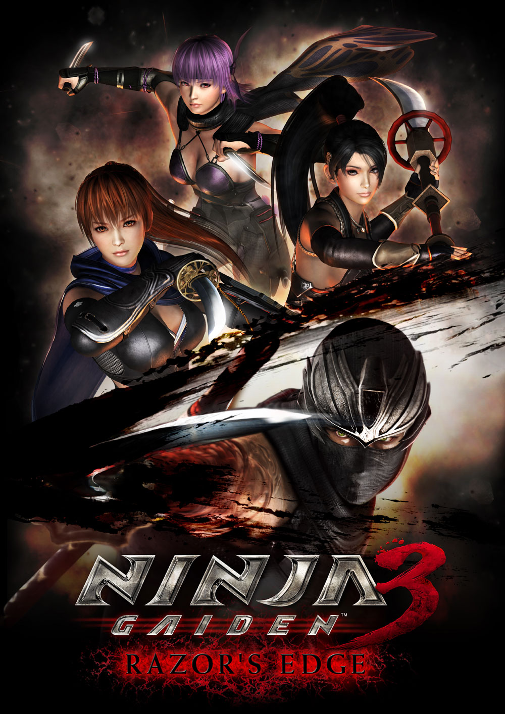 Ninja Gaiden 3 Razer S Edge Demo Impressions Gameplay Breakdown