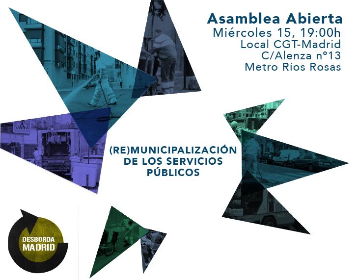 Plataforma por la remunicipalizaci n y gesti n directa de for Piscina municipal moscardo