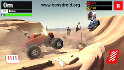 MMX Hill Dash Apk Full Mod