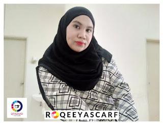 Shawl by Qiya Saad, bisnes shawl, jual shawl, kain shiffon, harga shawl, supplier shawl klang dan shah alam, shawl color kuning, shawl labuh, qiya saad tailor, jahit tudung, shawl Chiffon plain, roqeeyascarf, hijabista,