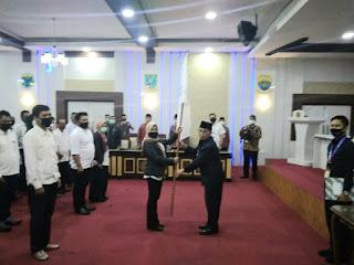 Gubernur Jambi Melantik Pengurus DPN PBW PERKASA Periode 2019-2024