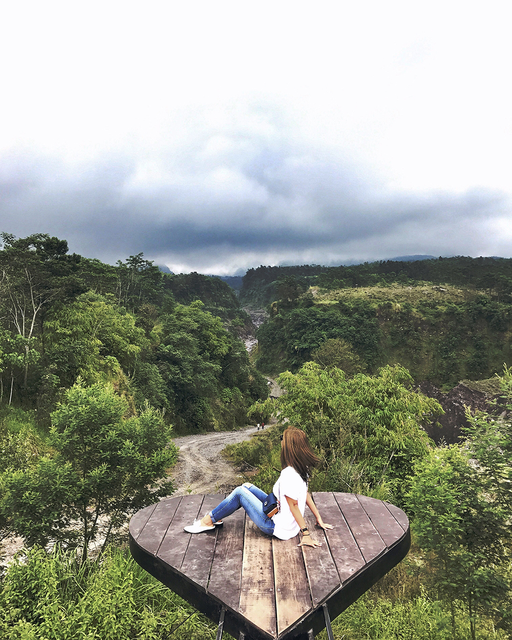 Crystal Phuong- What to do in Yogyakarta- Mt. Merapi volcano