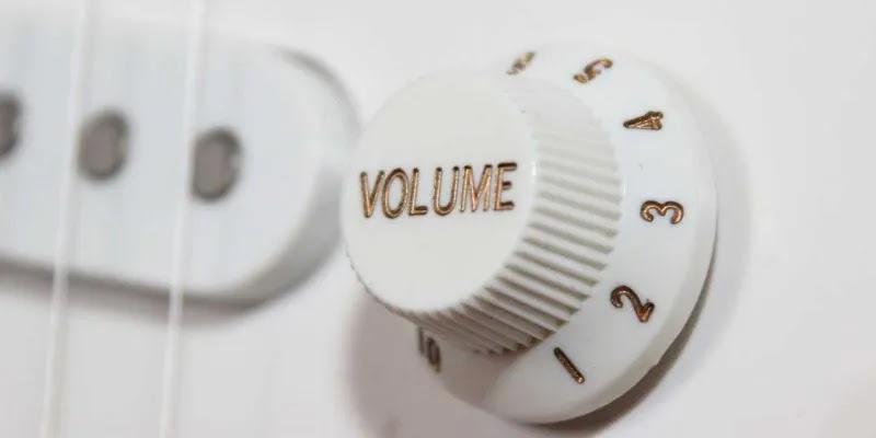 ظهرت أزرار كتلة الصوت في Android