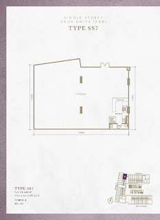 Single Storey (F&B) | Shop | Floor Plan
