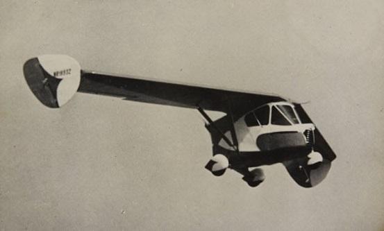 İlk Uçan Araba 1932'de mi Yapıldı?