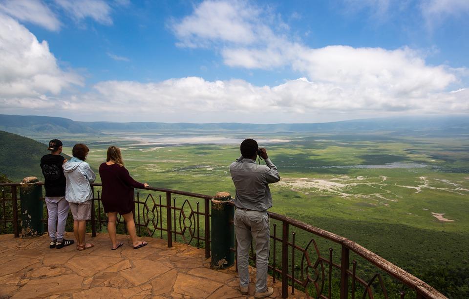 cratère du Ngorongoro-tanzanie