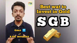Best way to invest in Gold... SGB (Sovereign Gold Bond) | Investment Ideas by APDaga