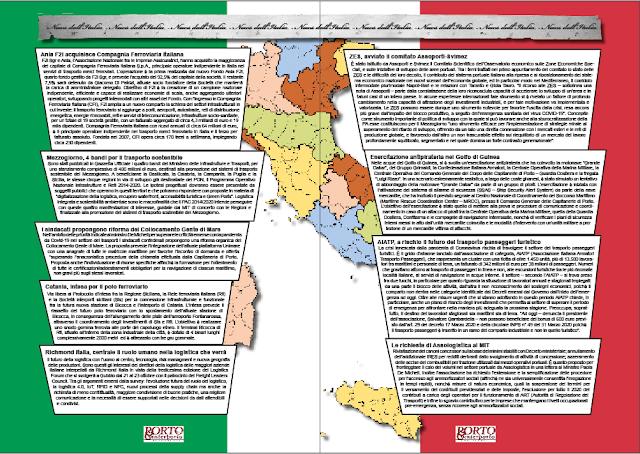 APRILE 2020 PAG. 4 - NEWS DAL'ITALIA