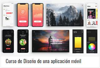 Curso de Diseño de una aplicación móvil