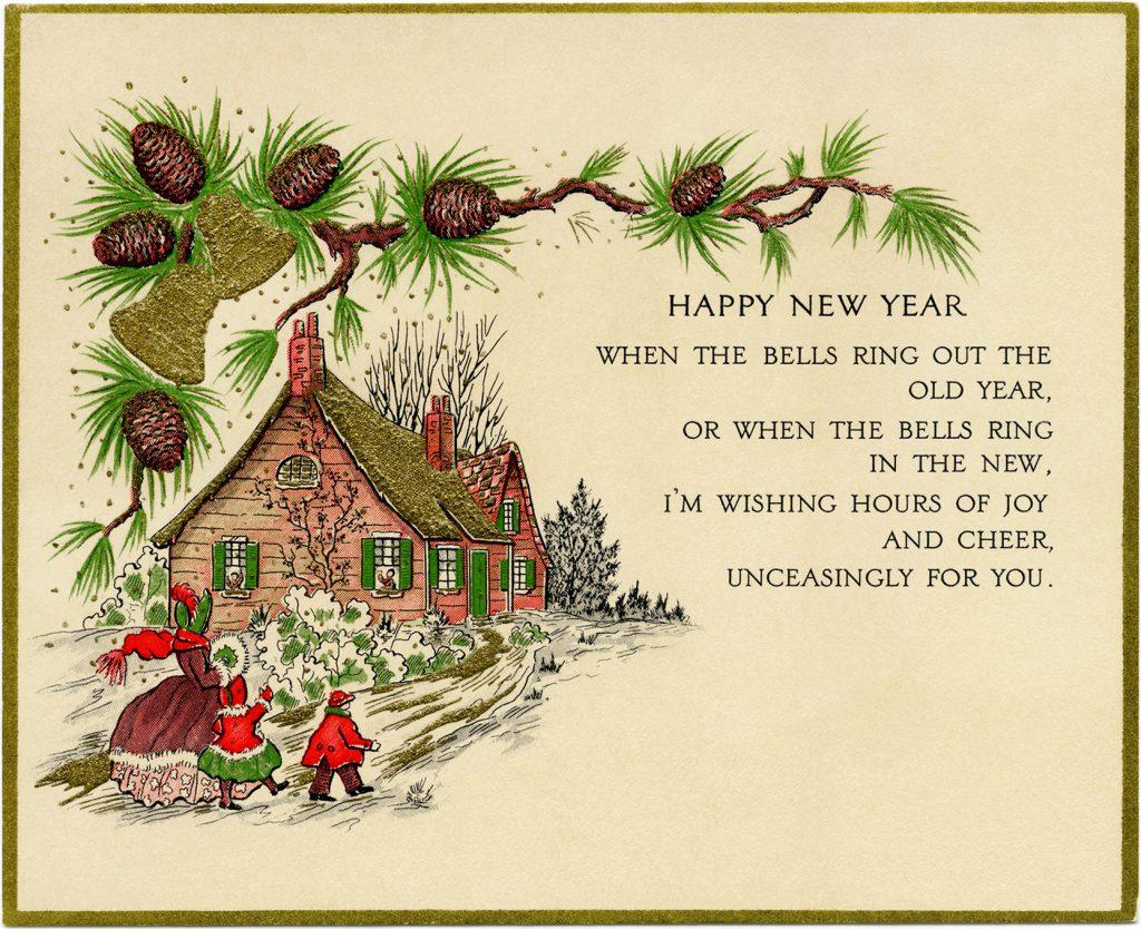 Wee Inklings Happy New Year