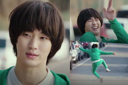 """Kim Soo Hyun berperan Menggemaskan sebagai Cameo Di """"Crash Landing On You"""""""