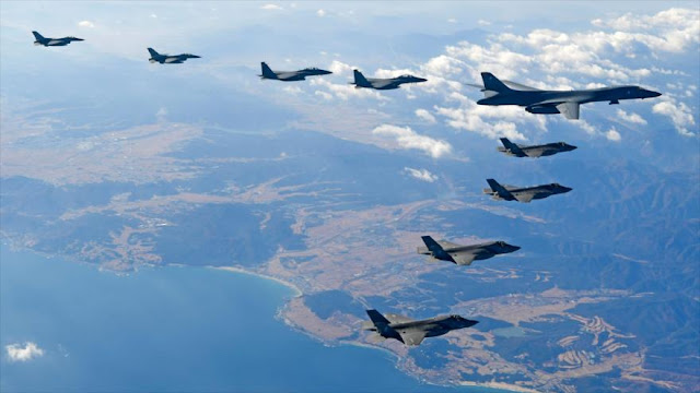 """EEUU planea atacar Pyongyang para darle un """"puñetazo en la nariz"""""""